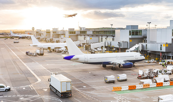 Custom Cloud SCADA Development for Water Use in Airports and Transportation Hubs