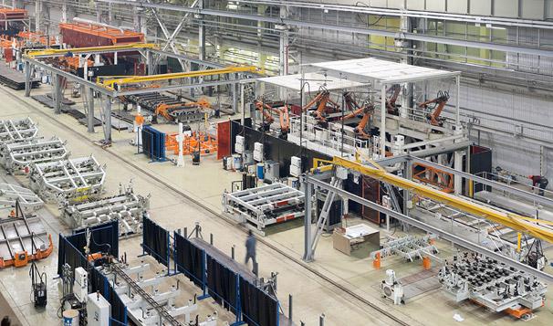 Custom Cloud SCADA Development for Industrial Facilities