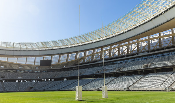 Custom Cloud SCADA Development for Water Use in Stadiums and Ballparks