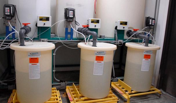 Custom Cloud SCADA Development for Water Treatment