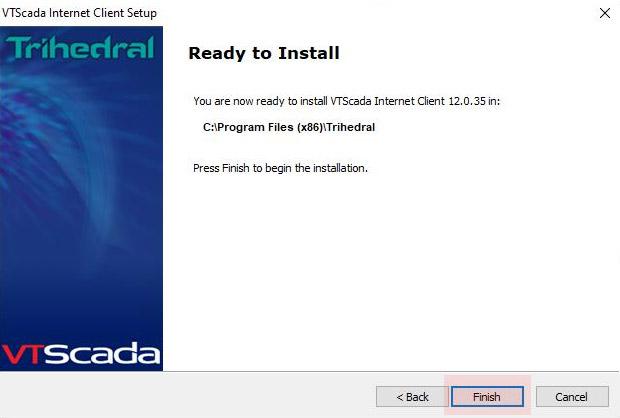 MetroCloud Software Update Installation