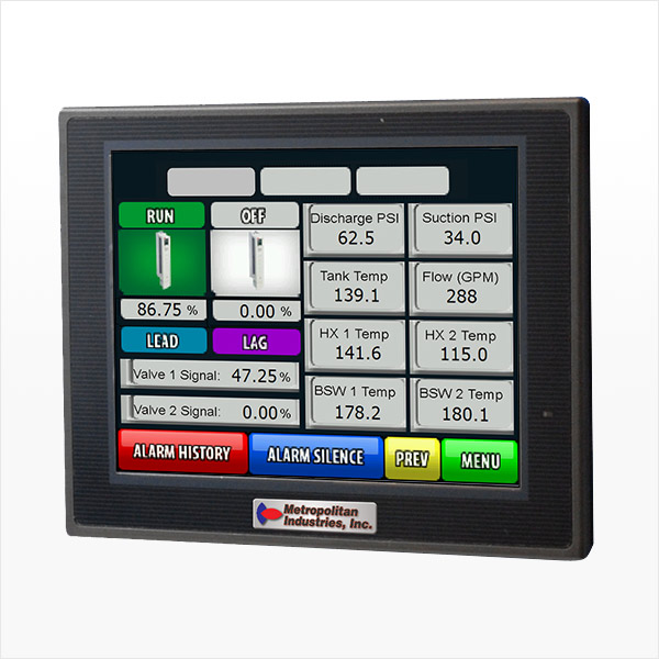 Custom MetroCloud SCADA Integration with Existing PLC Based Systems